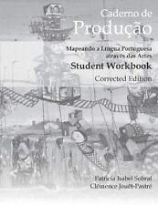 Caderno de Producao, Corrected Edition: Mapeando a Lingua Portuguesa atraves das