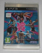 London 2012 Olympics PS3 Steelbook Edition Rare Limited Sealed New PAL UK