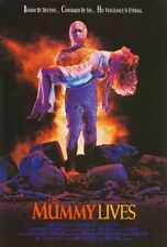 THE MUMMY LIVES Movie POSTER 11x17