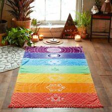 Boho Tapestry Beach Throw Towel Mandala Round Indian Hippie Picnic Blanket Mat