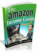 The Amazon Income Guide PDF eBook With Resale Rights