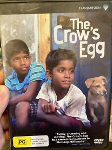 The Crow's Egg region 4 DVD (2014 Indian / Tamil language comedy drama movie)