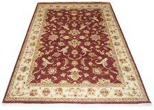 Orient Teppich Chobi  Ferahan Sarough Ziegler klassisch 166x254 cm Rot Ziglar