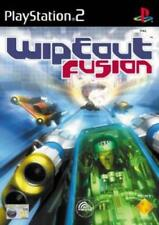 Wipeout Fusion (PS2) VideoGames