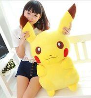 "2017 New Pokemon Center Stuffed Doll Anime Pikachu Soft Plush Toy Gift 18""/45cm"