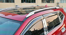 Factory Style Roof Rack Side Rails Bars For Nissan Rogue X-Trail 2014 2015 2016