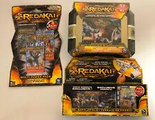 Redakai Conquer the Kairu Trading Card Game Lot Sealed - 3 Different