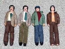 1976 Mattel Welcome Back Kotter Lot of 4 Figures with Some Accessories
