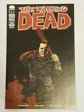 Walking Dead(2003)#100 August 2012 2nd Print 1st Appearance of Negan 6.0 FN Fine