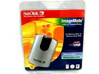 SanDisk ImageMate USB 2.0 Reader/Writer For Memory Stick & Memory Stick Pro