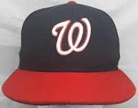 Washington Nationals MLB New Era 59fifty 7&1/8 fitted cap/hat