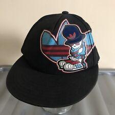 Vintage Cap / Hat By Adidas / Size Medium / Black / Cool