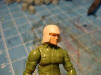 "HEL012 Custom Cast hat helmet for use with 3.75"" GI Joe Star Wars Marvel figures"