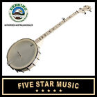 DEERING GOODTIME AMERICANA OPEN BACK 5 STRING BANJO 12 INCH MAPLE RIM NEW USA