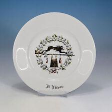 """Porcelaine de Paris """"Chambord"""" Brotteller 15,5 cm."""