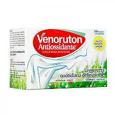 Venoruton Antiossidante 20 buste