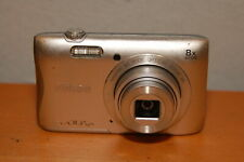 Nikon COOLPIX S3700 Digital Camera with 8x Optical Zoom