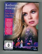 ♫ - KATHERINE JENKINS - BELIEVE LIVE FROM THE O2 - 2010 - DVD NEUF NEW NEU - ♫