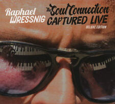 RAPHAEL WRESSNIG - Soul Connection & Captured Live DCD Zyx Deluxe Edition DIGI