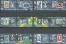 Timbres 50 ans de timbres Europa Salomon 1101/12 ** année 2005 lot 9779