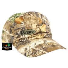 639a9aa1d4a67 AVERY OUTDOORS GHG GREENHEAD GEAR RAINGUARD HAT BALL CAP REALTREE EDGE CAMO
