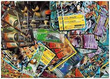 *ALL Rares POKEMON Random Cards Grab Bag 10 CARD LOT 4 Holo 5 Rev FULL ART/ EX