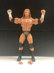 WWE Mattel Triple H Elite Two-Pack Series Figure loose
