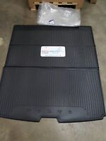 Genuine Volvo XC90 Charcoal Trunk Mat 7 Seater 31435433 OE OEM