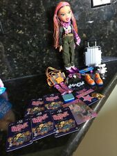 BRATZ World! Tokyo A Go-Go FIANNA Doll, Accessories Large Lot See 2001