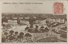 BRAZIL PERNAMBUCO RECIFE PRACA VISCONDE DE CAMARAGIBE REAL PHOTO N°45