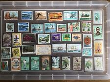 Jamaica Stamps unchecked collection (zz836)