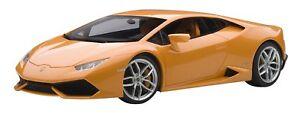 AUT74603 - Car Race Lamborghini Huracan LP610-4 (2014) Of Color Orangutan