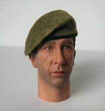 Banjoman 1:6 Scale Custom Made Beret - Khaki