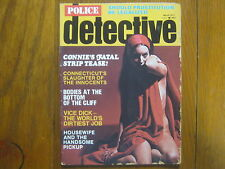 "March,  1977  ""Police  Detective""   Magazine"