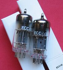 2x TUBE ECC40 TUNGSRAM (LAMPE - VALVE - RÖHRE - VALVOLA - BUIS) !!! NOS-NIB !!!
