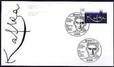 BRD 1983: Franz Kafka! FDC der Nr. 1178 mit Bonner Ersttags-Sonderstempeln! 1705