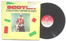 """SCOTCH Evolution 12"""" Beat Box BB 8043 SWEDEN 1985 VG+ 01A"""