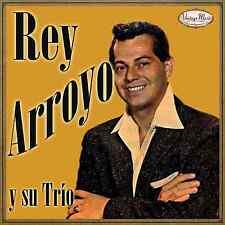 REY ARROYO Y SU TRIO iLatina CD #27 Bolero Voces y Guitarras Puerto Rico Criolla