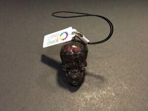Kitan Club Science Techni Colour Human Miniature Transparent Skull Model B Strap