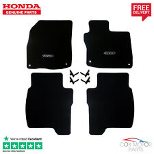 Genuine Honda Civic Type-S Carpet Mats 2008-2011