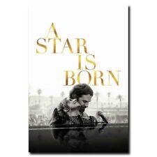 A Star Is Born 12x18inch Lady Gaga Movie Silk Poster Wall Door Decoration Hot