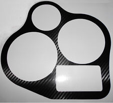 Ducati 900ss 1996-1997 Carbon Fibre Effect Clock Surround Protector Cover Decal