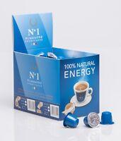 Kaffee Im Ginseng Espresso 120 Kapseln für Maschinen Nespresso