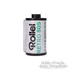 Rollei Retro 80s - 35mm 36 exp - Brand New Freshest UK Stock!