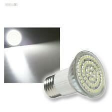 E27 LED-spot 60x Power SMD LED blanco fria e 27 emisor 230v bombilla pera