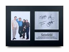 Seinfeld Signed Pre Printed Autograph Photo Gift For a Seinfeld Fan