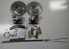 1965 1966 1967 1968 chevrolet fullsize car  IMPALA REAR DISC BRAKE CONVERSION