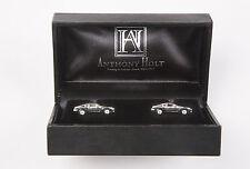 Anthony Holt 925 Sterling Silver Hallmarked Genuine Aston Martin DB7 Cufflinks
