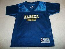 NWOT MINT ALASKA HOCKEY CHAMPION ALASKAN HOCKEY JERSEY TODDLER INFANT 12M MONTHS