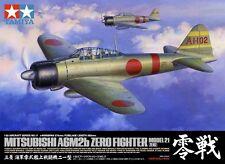 1/32 Tamiya Mitsubishi A6M2 Model 21 Zero Fighter